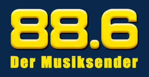 88.6 Logo